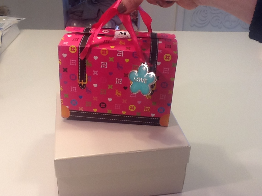 Designer Mini Handbag Favor 1 (2)