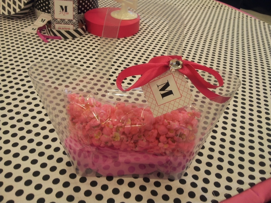Pink bat mitzvah favor 2
