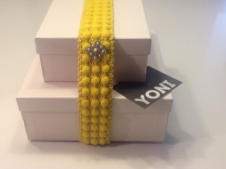 Yellow Accent Box Set
